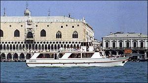 Wenecja - prom dla grup turystycznych