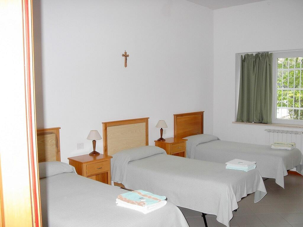 Siostry franciszkanki z domu pielgrzyma CASA SAN FRANCESCO