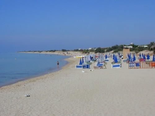 Magiczny Horyzont - plaża