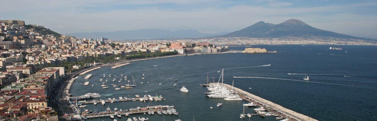 Neapol - panorama