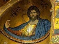 Palermo-Monreale - Chrystus Pantokrator