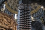 Siena - wnętrze katedry