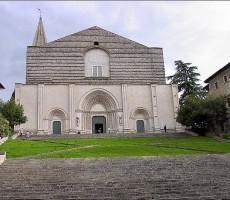 Todi - kościół San Fortunato