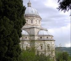 Todi - kościół Santa Maria della Consolazione