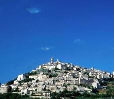 Todi - wzgórze