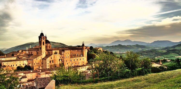 Urbino - panorama