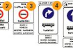 Znaki drogowe strefy ZTL